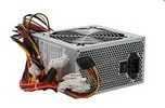 Gembird 400W [CCC-PSU4X-12] RTL {ATX 2.2, CE, low noise, 12см. Fan,20+4+4+6 pin,3 SATA,Power Cord}